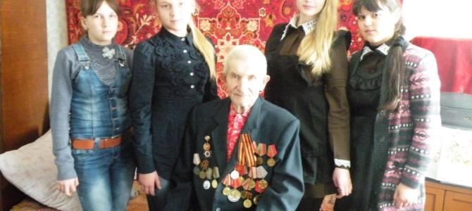 Мероприятия, посвященные 70 — летию Победы в Великой Отечественной войне.