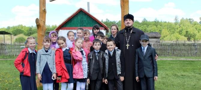 Фестиваль воскресных школ Губкинской епархии «Ручейки Добра».