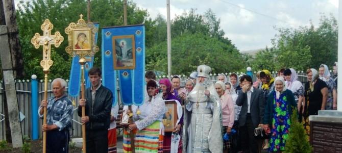 День Святого Духа в Новеньком.