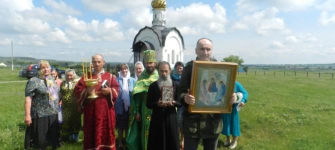 День Святого Духа в с.Самарино