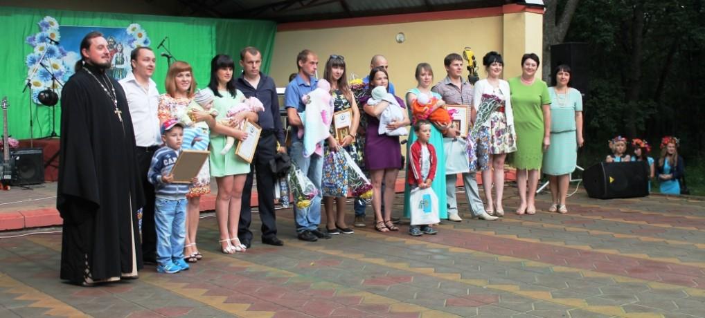 День семьи в п. Ивня