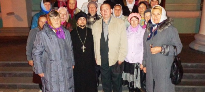 Паломничество в Курск