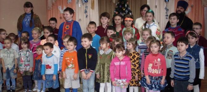 Театрализованное представление «Светлый Ангел Рождества».