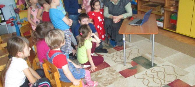 Посещение храма детьми детского сада «Родничок».