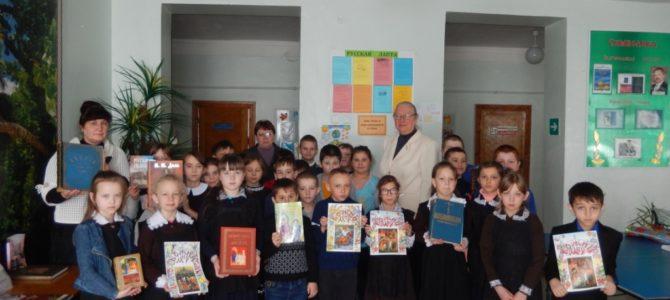 День Православной книги в Новенской школе.