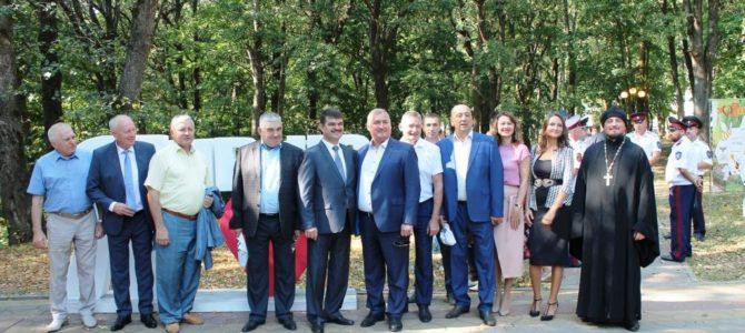 Праздничные мероприятия, посвящённые 90-ей годовщине со дня образования Ивнянского района.