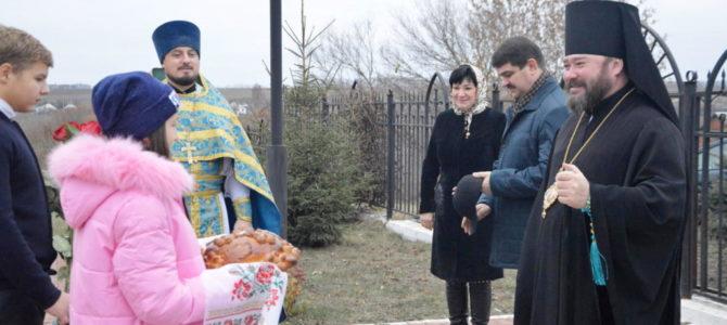 Престольный праздник села Владимировка